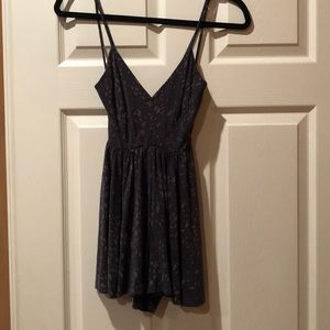 Silence and Noise grey romper. New with tags